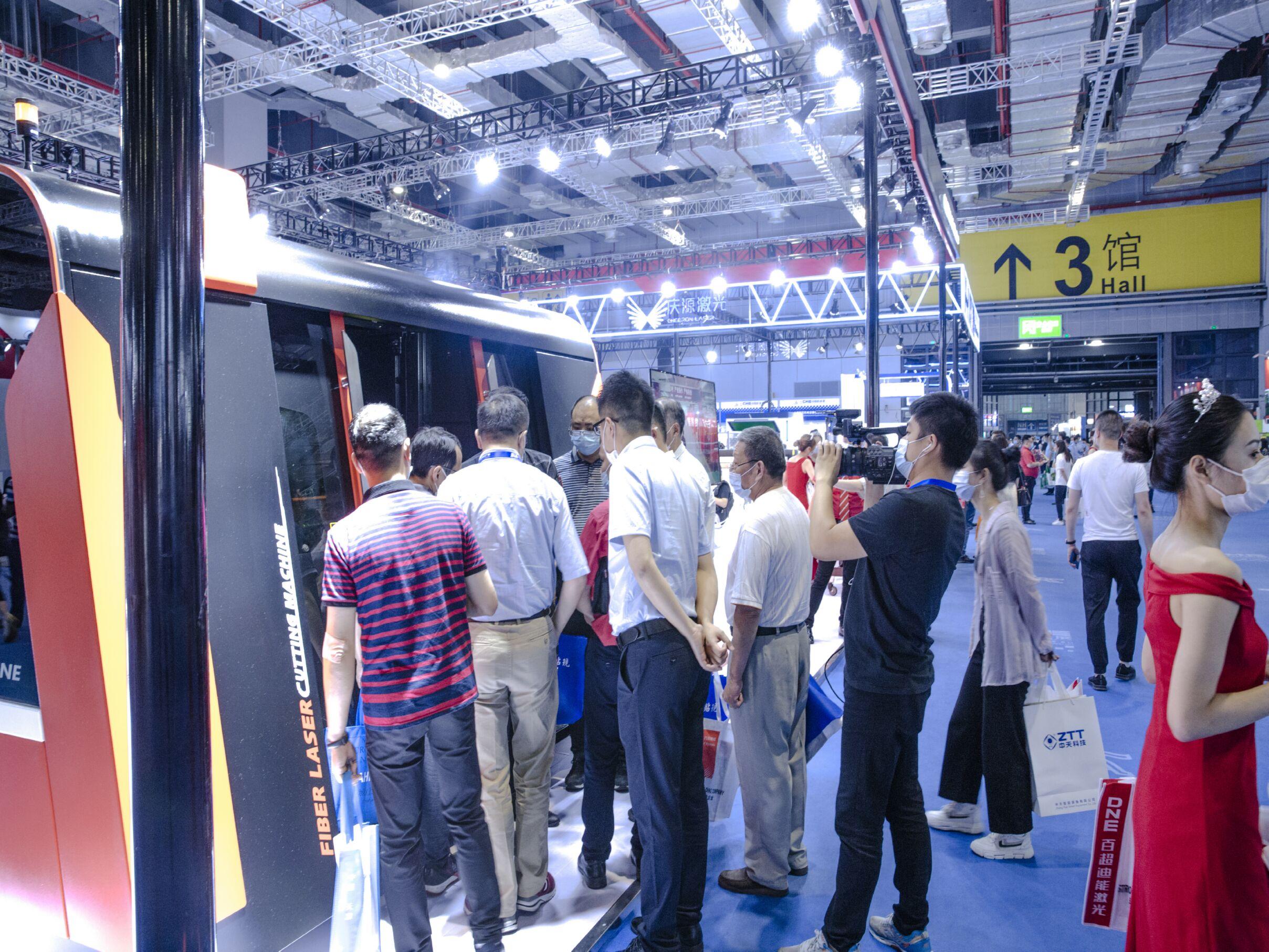 2021CME上海机床展五月重磅来袭!