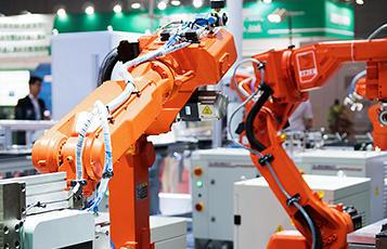 机器人及智能工厂展